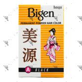 Bigen Powder Hair Dye A Black