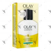 Olay Complete Day Lotion SPF15 100ml Sensitive SKin