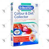 Dr Beckmann Colour & Dirt Collector 10 Sheets