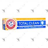 Arm & Hammer Toothpaste Baking Soda Total Clean 125g
