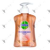 Dettol Hand Soap 250ml Moisture Grapefruit