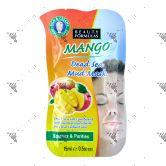 Beauty Formulas Mango Dead Sea Mud Mask 15ml