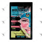 Beauty Formulas Multi-Mask For Dry Skin 15g