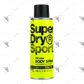 Super Dry Sport Body Spray 200ml Re:Vive