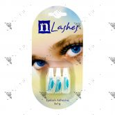 N Lashes Eyelash Adhesive Clear 3x1g Pack For Strip Lashes