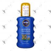 Nivea Sun Moisturising Sun Spray SPF 30 200ml