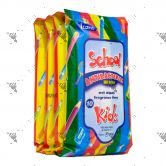 Icare Kids Antibacterial Wet Wipes Fragrance Free 10sx4pack
