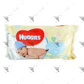 Huggies Baby Wipes 56S Pure