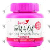 Pretty Professional Instant Nail Varnish Remover 55ml Acetone