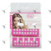 Pretty Hair Microwave Rollers 1 Box
