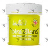 Lariche 88ml Fluorescent Yellow Directions Semi-Permanent Hair Color
