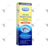 Scholl Advance Athletes Foot Cream 15g