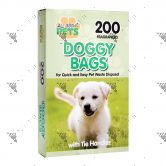All About Pets Doggy Bags Fragranced 200s