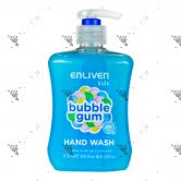 Enliven Kids Anti-Bacterial Handwash 500ml Bubble Gum