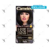 Cameleo Perm Hair Colour Cream 3.0 Dark Brown