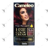 Cameleo Perm Hair Colour Cream 5.6 Dark Mahogany