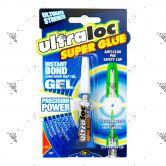 Ultraloc Superglue Non-Drip Gel 3g