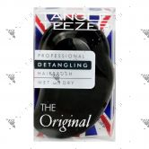 Tangle Teezer Detangling Hairbrush Black - Wet & Dry