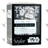 Tangle Teezer Detangling Hairbrush Compact Star Wars-Smooth&Shine