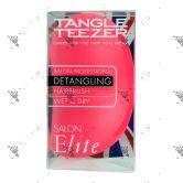 Tangle Teezer Detangling Hairbrush Elite Pink-Wet & Dry