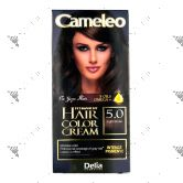 Cameleo Perm Hair Colour Cream 5.0 Light Brown