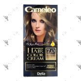 Cameleo Perm Hair Colour Cream 7.0 Medium Blond
