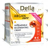 Delia Anti-Wrinkle Regenerating Cream 50ml Argan Care