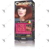Cameleo Perm Hair Colour Cream 7.4 Copper Cuivre