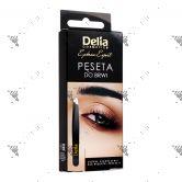 Delia Professional Eyebrow Tweezers
