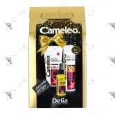 Cameleo BB Salt Free Keratin Shampoo Color Care 250ml + Conditioner 200ml + Serum 55ml