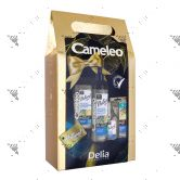 Cameleo Natural Aqua Action Shampoo 250ml + Conditioner 200ml + Serum 55ml