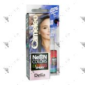 Cameleo Neon Colors Express Spray Washable Colors For Blonde Hair 55ml Blue