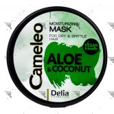 Cameleo Moisturizing Mask 200ml Aloe & Coconut