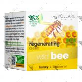 Vollare Regenerating Face Cream 50ml From Wild Bee Series