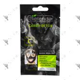 Bielenda Carbon Detox Cleansing Carbon Mask Mixed and Oily Skin 8g