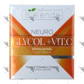 Bielenda Neuro Glycol + Vitamin C Exfoliating Face Cream 50ml