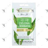 Bielenda Green Tea Face Peel-Off Mask 2x5g