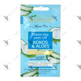 Bielenda Coconut & Aloe Face Peel-Off Mask 2x5g