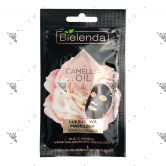 Bielenda Camellia Oil Luxurious Rejuvenating Face Mask 1s