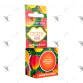 Bielenda Crazy Kiss Sugar Lip Scrub 15g Mango