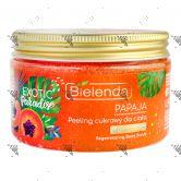 Bielenda Exotic Paradise Regenerating Body Scrub 350g Papaja
