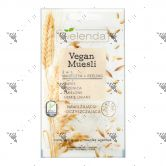 Bielenda Vegan Muesli 2in1 Moisturizing & Cleansing Face Mask+Scrub 8g