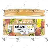 Bielenda Nourishing Body Butter Brazil Nut 250ml