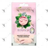 Bielenda Botanical Clays Vegan Face Mask 8g Pink