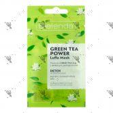 Bielenda Detoxifying Green Tea Power Luffa Mask 8g