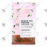 Bielenda Moisturizing Black Tea Power Luffa Mask 8g