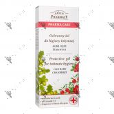 Green Pharmacy Intimate Protective Gel 300ml Cranberry