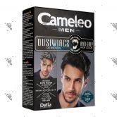 Cameleo Anti-Grey Hair Colour for Men (Black & Dark Brown)
