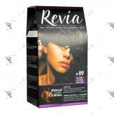 Revia Hair Color No 09 Wild Plum