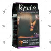 Revia Hair Color No 12 Bitter Chocolate